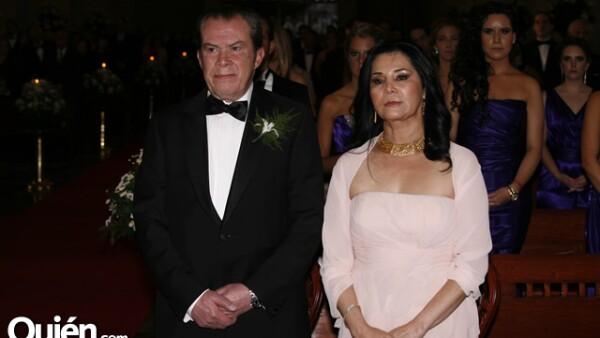 José Luis García y Hermelinda Díaz de León