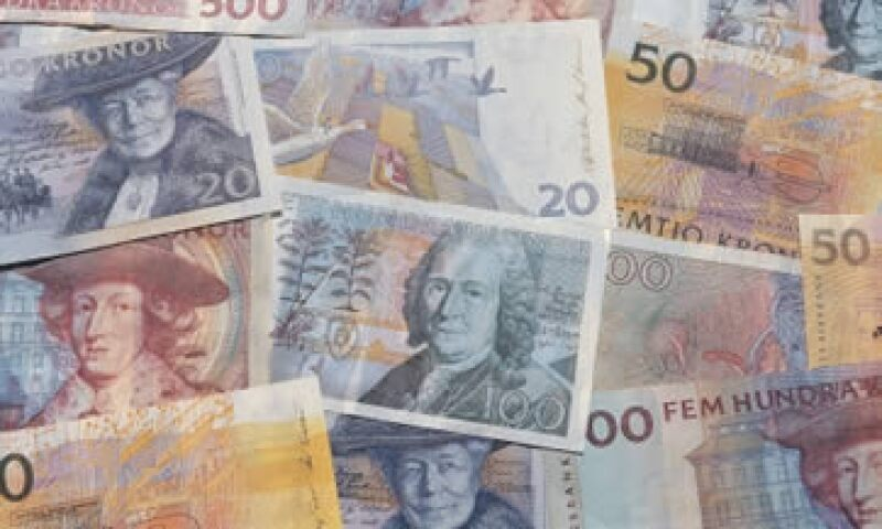Suecia sigue en camino de su vecino Noruega, y del Banco Central Europeo en el recorte de tasas. (Foto: Thinkstock)
