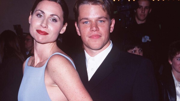 Matt Damon, Minnie Driver