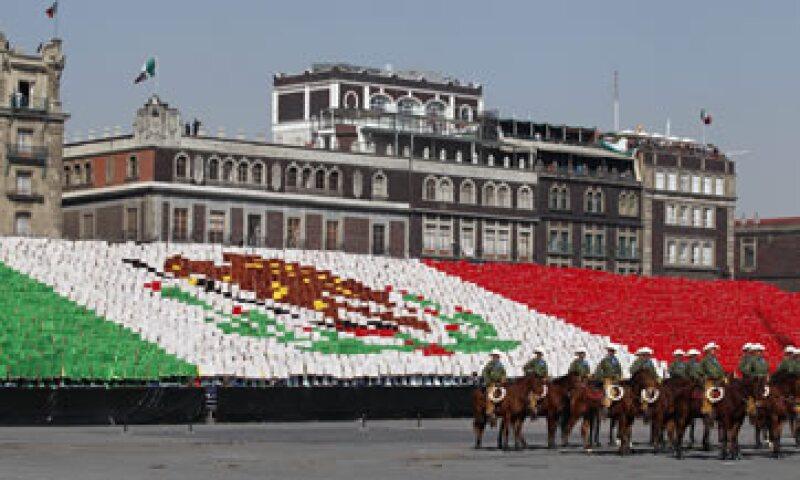 La OCDE agregó que las exportaciones mexicanas y en general la actividad económica de México debe crecer de nuevo hacia 2013. (Foto: Reuters)