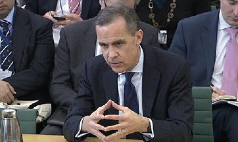 Carney asumió el mando del Banco de Canadá en 2008.  (Foto: Reuters)