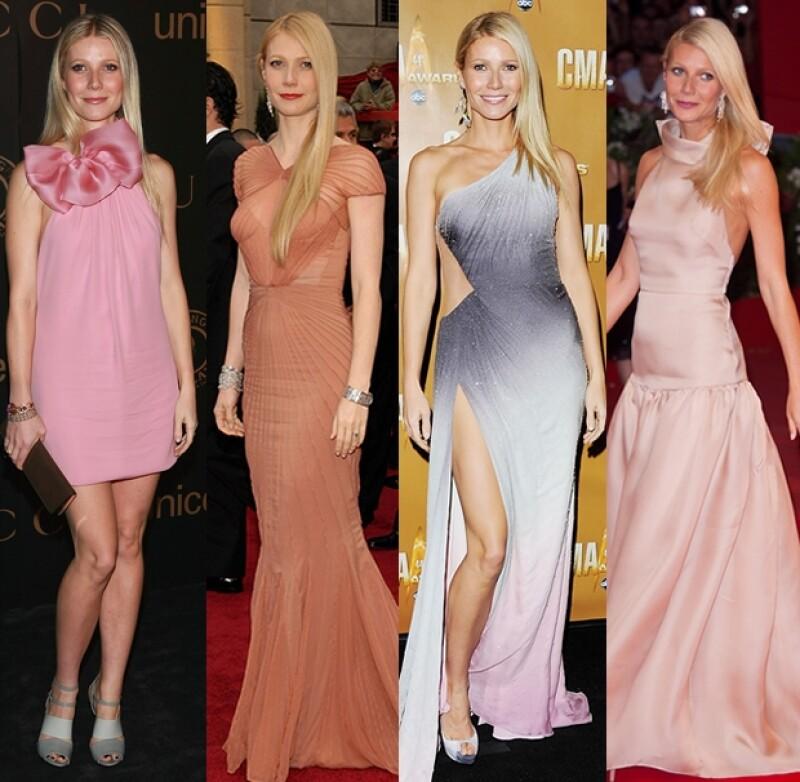 La guapa actriz, quien cumple hoy 39 años, se ha caracterizado por su femenino estilo y aunque ha tenido uno que otro tropiezo, nadie puede negar que es una de las más elegantes de la alfombra roja.