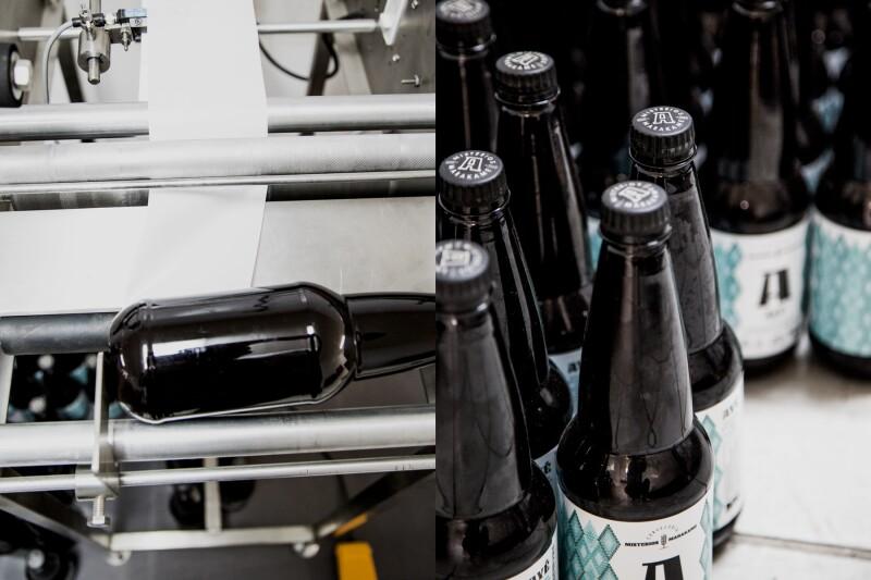 La propuesta de Misterios Marakame es la única cerveza artesanal con envase PET de América Latina, según sus creadores.