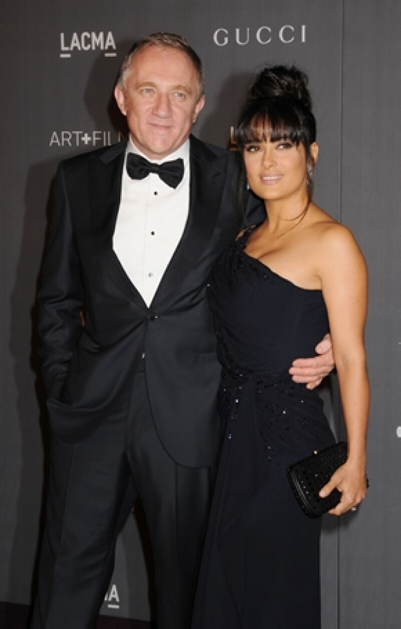 La actriz mexicana pone fin a su relación con el empresario francés Francois-Henri Pinault y todo parece indicar que regresará a vivir  México.