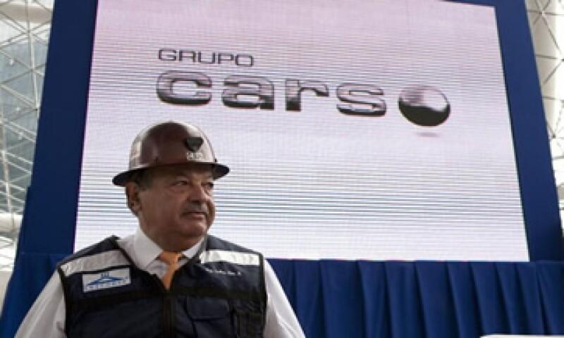 Grupo Carso, que controla el multimillonario mexicano Carlos Slim, perfora pozos en la complicada zona de Chicontepec. (Foto: Getty Images)