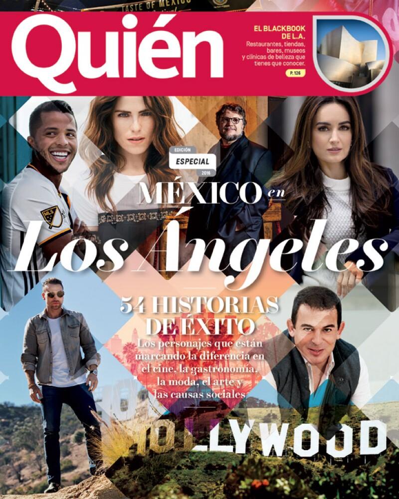 Esta edición especial está dedicada a los connacionales que día a día muestran su talento en diversos ámbitos en una de la ciudad más cool del mundo: Los Ángeles.
