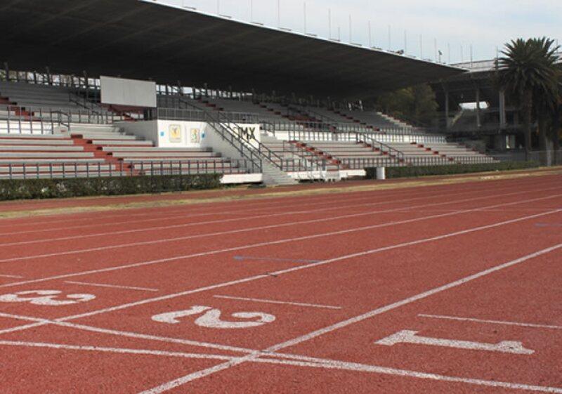 Ciudad Deportiva Magdalena Mixhuca