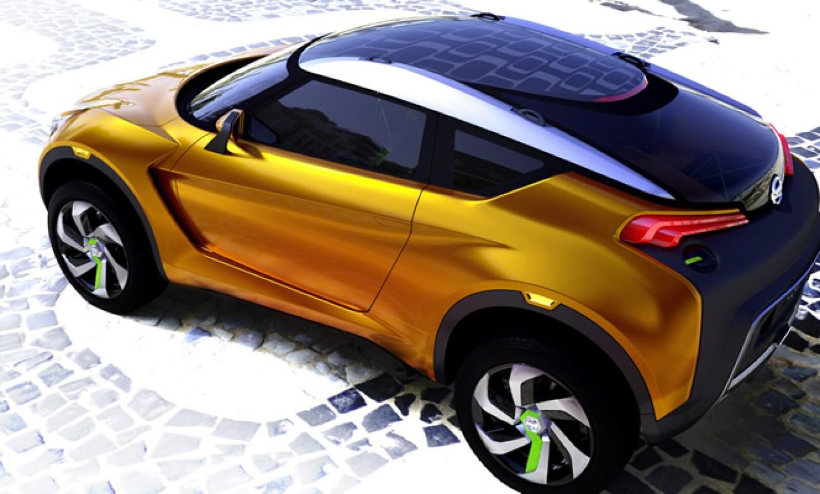 El auto están en la etapa concepto, y aunque aún no tiene planes para su producción, Nissan intenta conquistar a los brasileños.