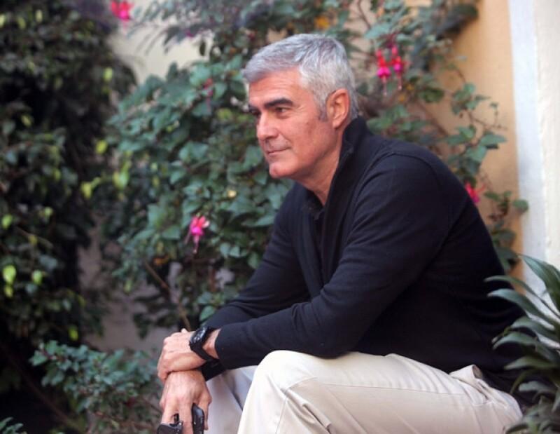 El actor considera que a pesar de las noticias que se difunden de la inseguridad en México, el País tiene una magia muy especial.