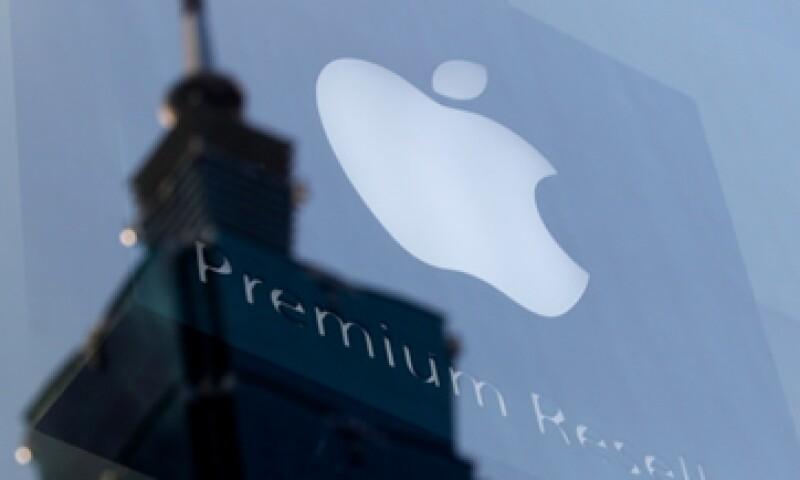 Morgan Stanley estima que la ganancia de Apple será de 94,000 mdd en diciembre de este año. (Foto: Reuters)