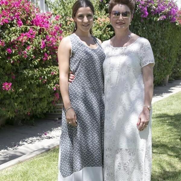 Alejandra Gutiérrez y Alejandra Cetto