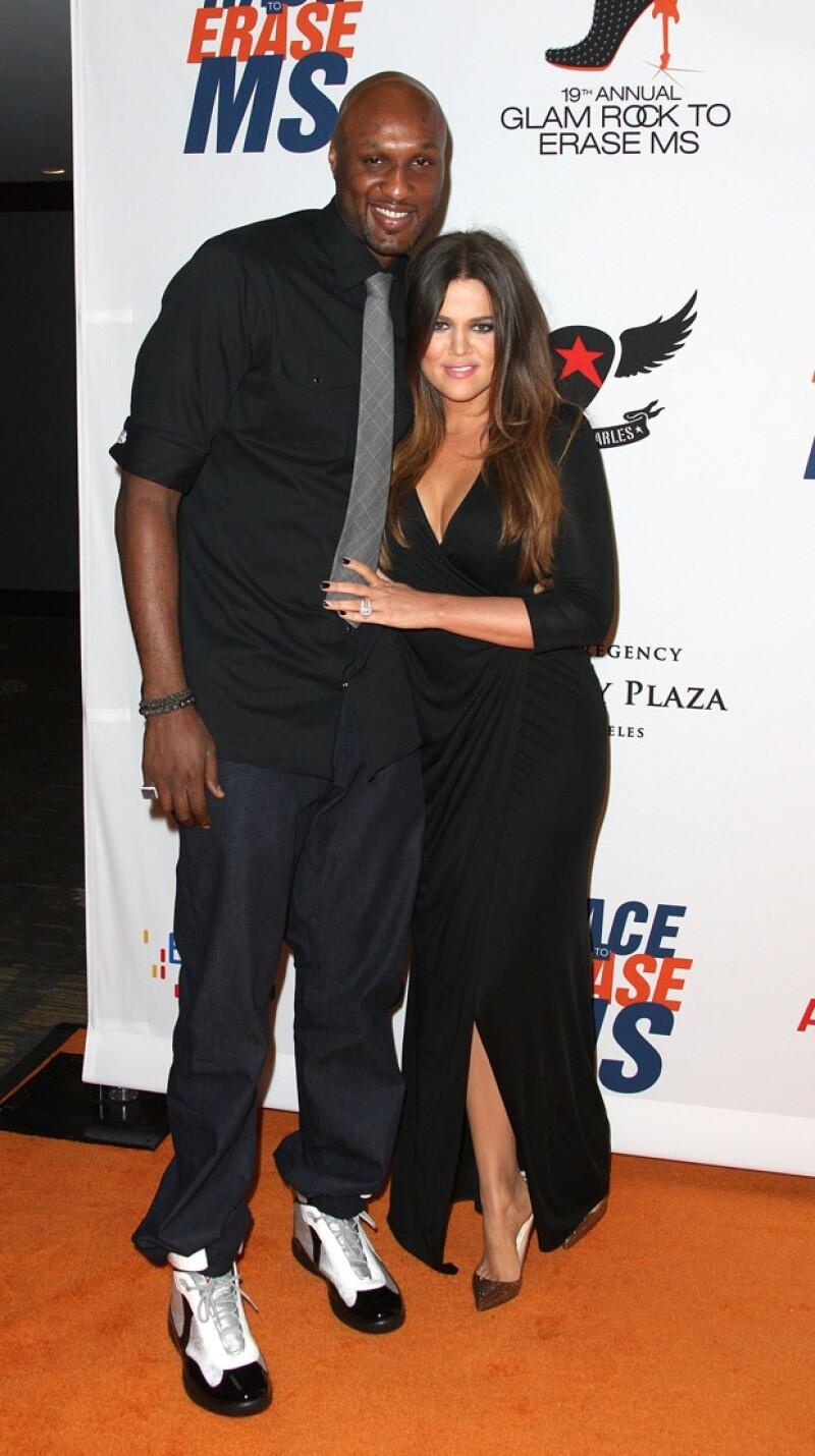 Khloé estuvo casada por cuatro años con Odom, y probablemente todavía esté enamorada, aseguraron fuentes a la revista Us Weekly hace unas semanas.