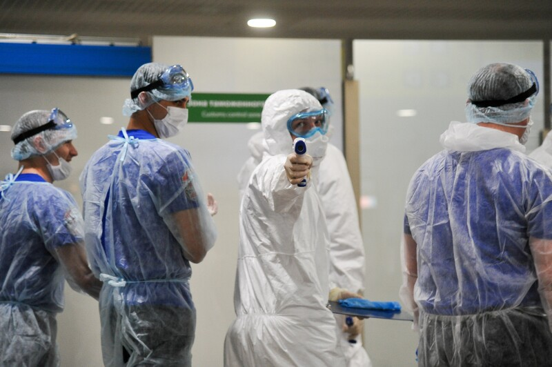 EU coronavirus