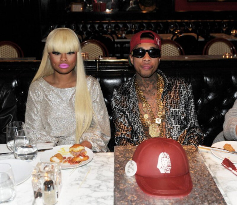 Blac nunca ha estado contenta con la relación de Kylie y Tyga, y ha hecho todo lo posible por hacerle la vida imposible a la estrella de reality.