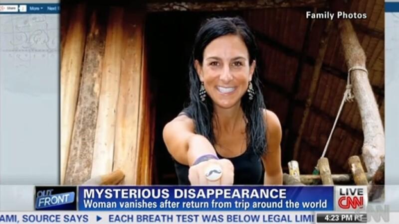 Leanne Hecht Bearden, de 33 años, desaparecida en san antonio