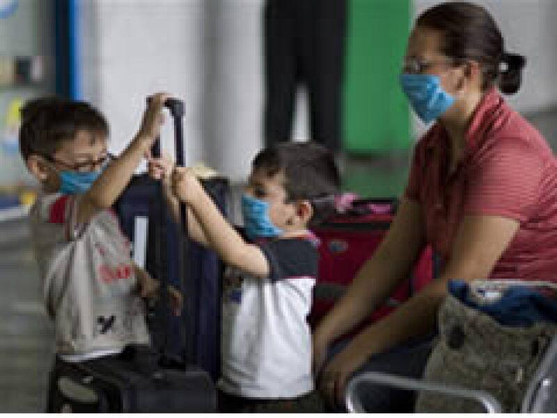 El sector turístico es especialmente vulnerable ante el brote de influenza (Foto: Reuters)