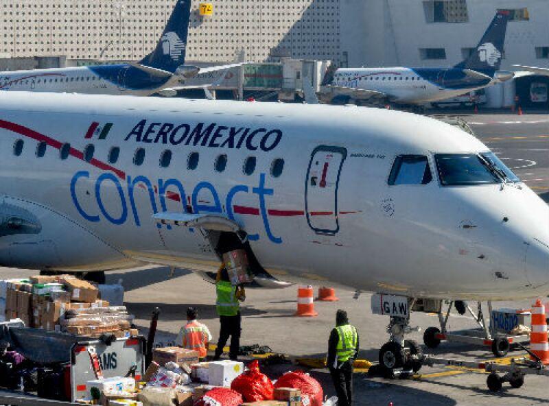 aeropuerto de M�xico