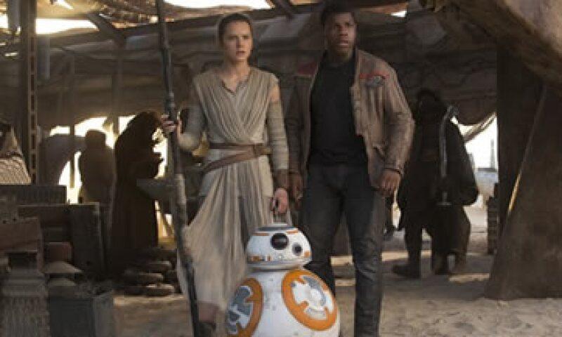 Star Wars se estrenó el 17 de diciembre en México. (Foto: Lucasfilm)