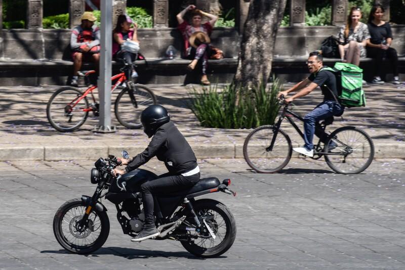 motos CDMX verificación