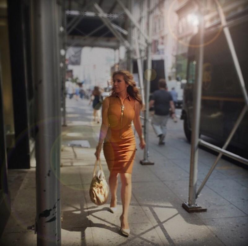 La cantante es uno de nuestros personajes que conquistan Nueva York con su talento, entrega y arrojo. En entrevista, nos cuenta cómo ha sido vivir más de 10 años en la Gran Manzana.