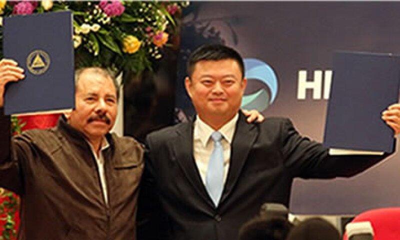 El presidente de Nicaragua, Daniel Ortega, asegura que el proyecto será una ventaja económica para su país. (Foto: Cortesía de CNNMoney)