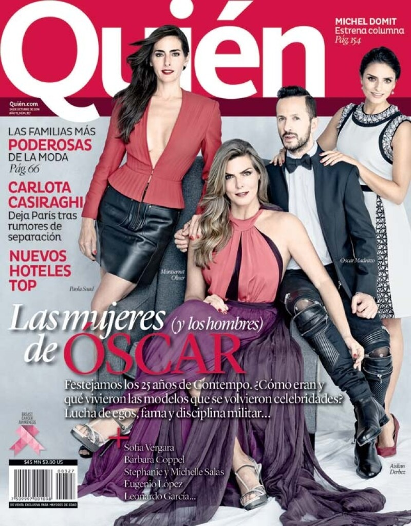 Platicamos con los ex modelos de Contempo sobre lo que fue formar parte de una de las agencias más importantes de México.
