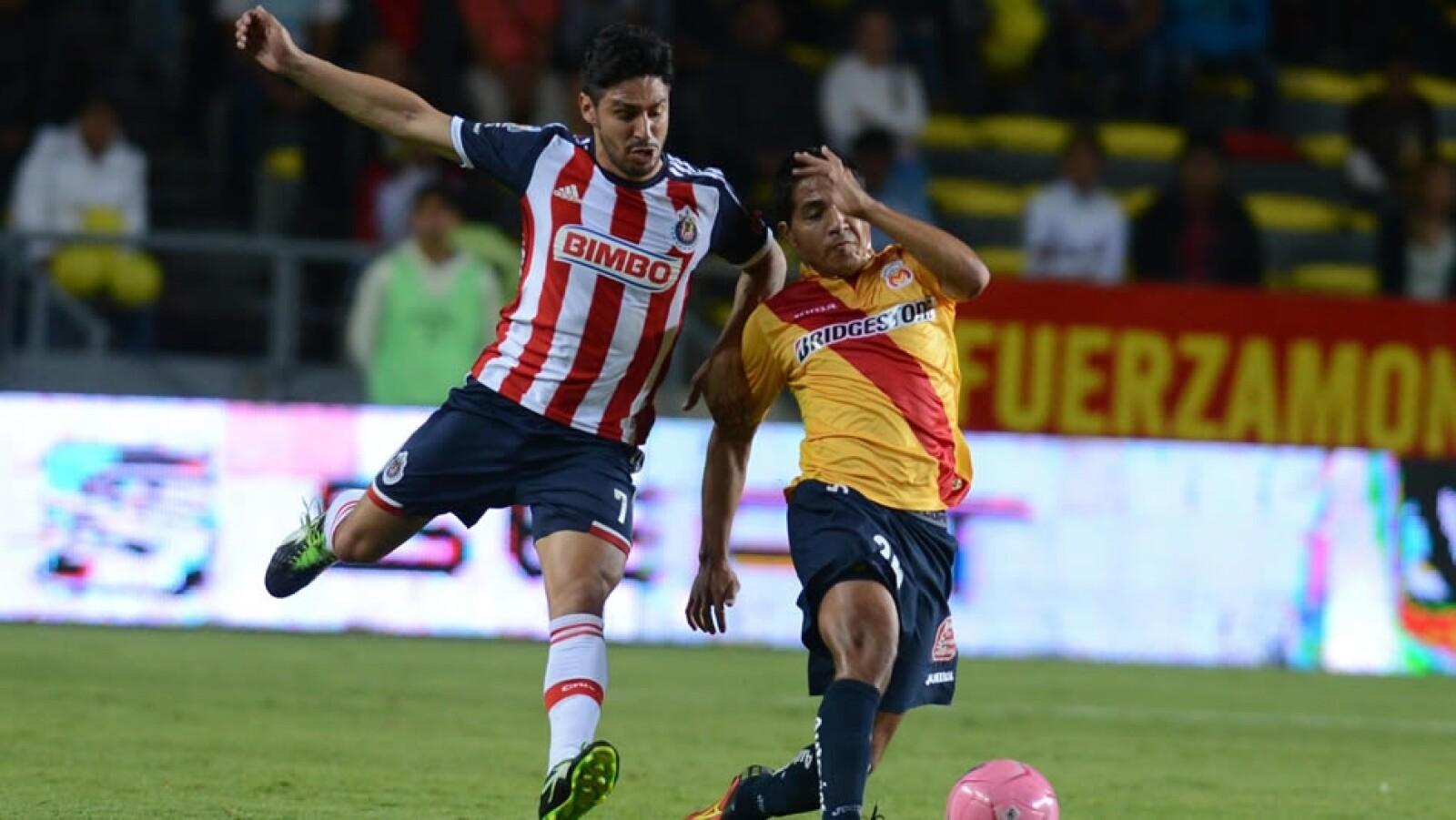 Morelia vs Chivas1
