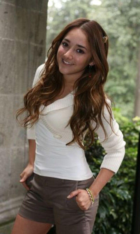 La joven actriz da vida a la princesa olmeca Nikté, para la nueva producción mexicana animada que estará en cartelera a partir de diciembre.