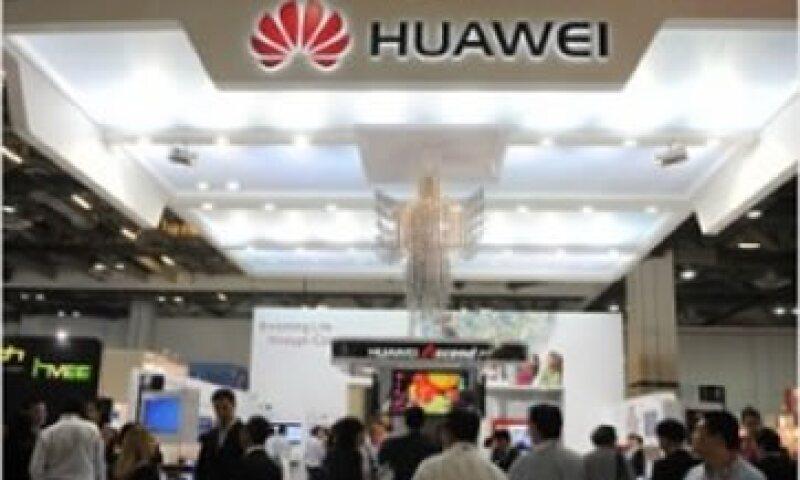 Huawei en riesgo.