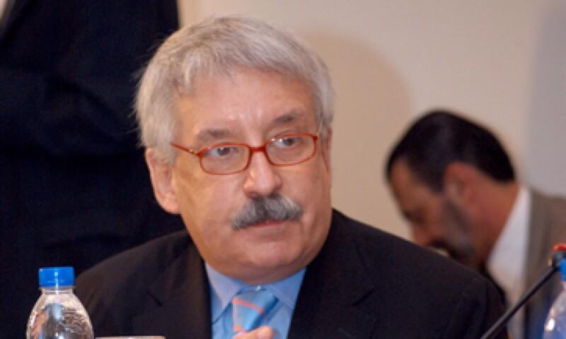 Levín Coppel permanecerá en el cargo hasta el 31 de diciembre de 2016, pero una ampliación de su mandato le permitiría quedarse hasta 2019.(Foto: Cuartoscuro)