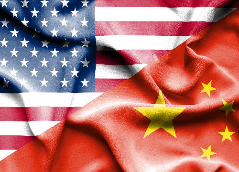 banderas China-EU
