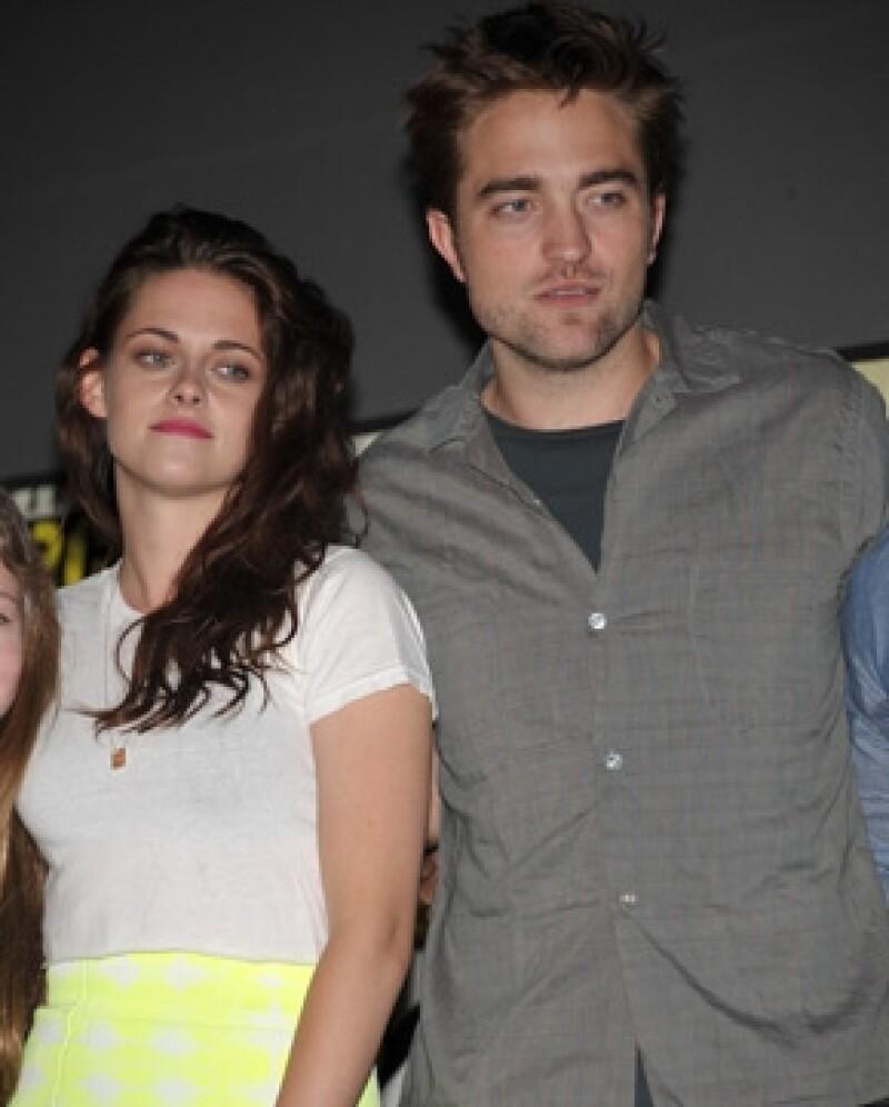 Al parecer los protagonistas de `Crepúsculo´ retomaron su noviazgo después del desliz de la actriz con el director Rupert Sanders.