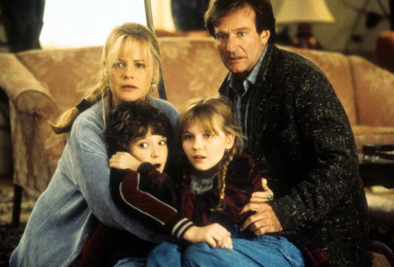 Robin Williams protagonizóla filme original.