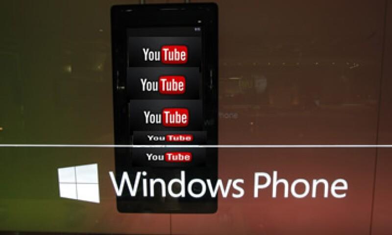 Aunque Google no ofrece una aplicación de YouTube para Windows 8, ha lanzado una para la popular consola de videojuegos Xbox 360. (Foto: Especial)