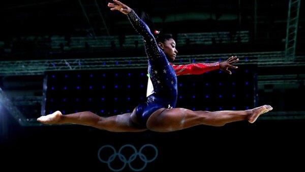 En Río 2016, las gimnastas de Estados Unidos presumirán uniformes con 5 mil cristales Swarovski incrustados.