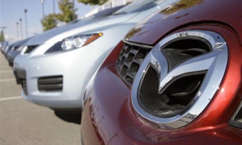 La automotriz espera un incremento de 2.6% anual en sus ventas. (Foto: AP)