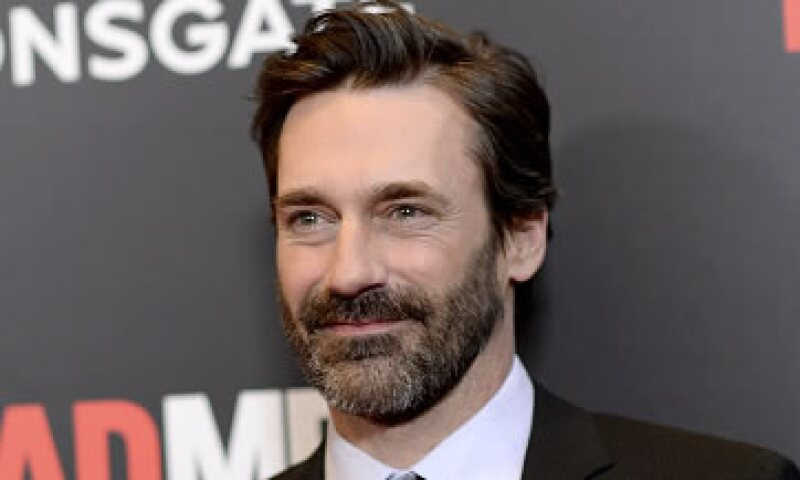 Jon Hamm interpretó a Don Draper desde 2007. (Foto: Getty Images )