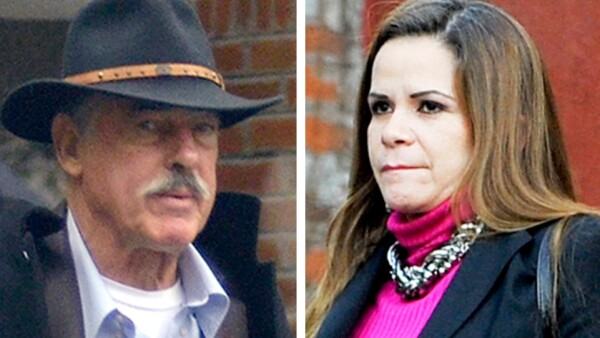 Andrés García y Margarita Portillo