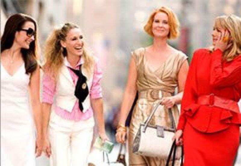 Las cuatro protagonistas y el director ya firmaron contrato, el estreno está previsto en 2010.