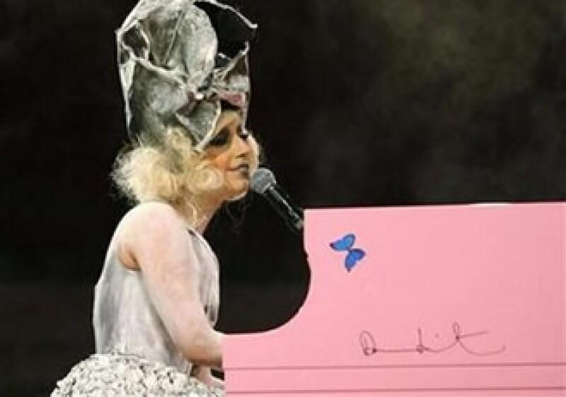 Lady Gaga liderará una línea de productos de la firma. (Foto: Reuters)