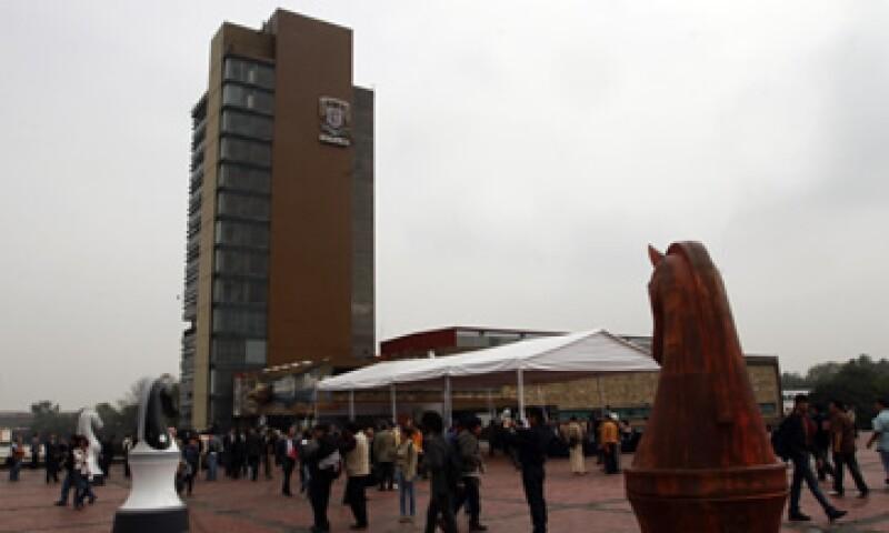La UNAM dijo que el centro de estudios en China pretende ser una fuente de información sobre el arte y la cultura mexicana.  (Foto: Notimex)