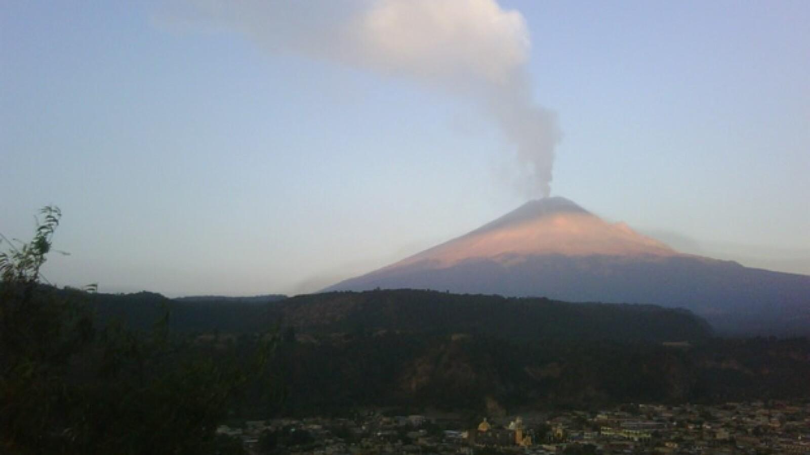 volcan popo