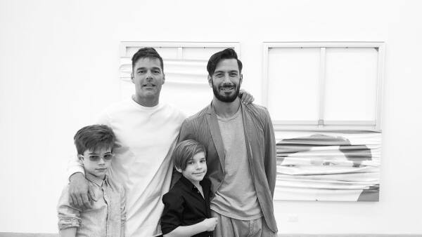 Jwan Yosef compartió la versión actualizada de su familia.