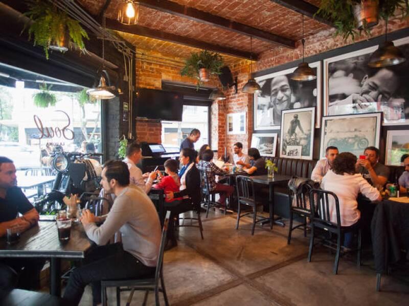 Restaurantes para curar la cruda