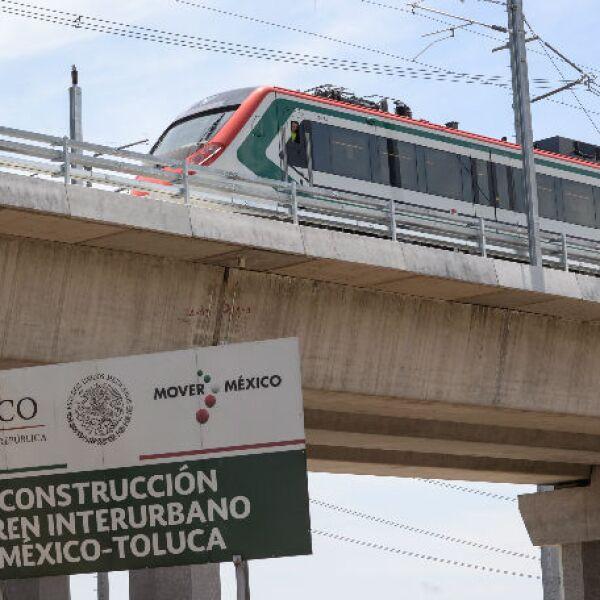 Tren Interurbano M�xico-Toluca 5