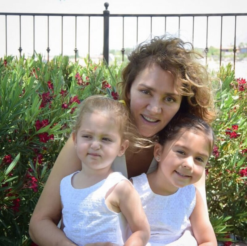 Hace unos meses otro juez dio un fallo a favor de Angélica para que tuviera a sus pequeñas, pero ahora ellas regresarán a México.