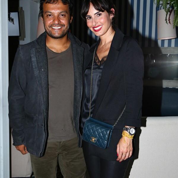 Julian Román y Ana Serradilla