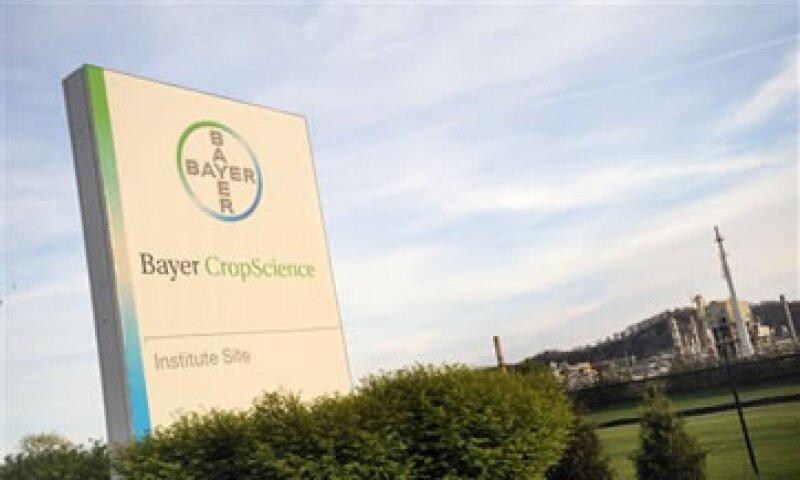 Analistas habían previsto que Bayer tendría un flujo operativo de 1,660 mdd. (Foto: AP)