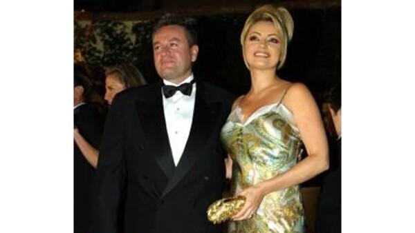 Así se veían José Alberto Castro y Angélica Rivera cuando eran novios en los 90.