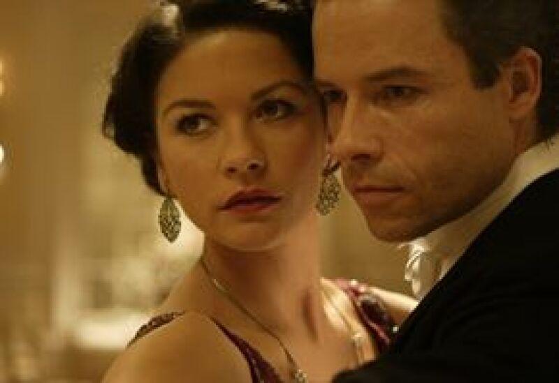 El gran Houdini es la película de Catherine Zeta Jones que cuenta la historia de un verdadero mago en busca de su pasado.